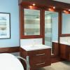 Salle de bain haute gamme