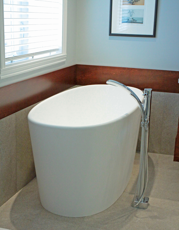 Salle de bain haute gamme habitations patenaude for Eponge salle de bain